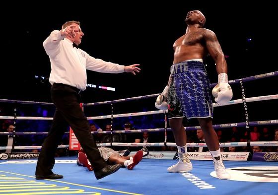 Quyền Anh: Chỉ có 3 người không ấn tượng với chiến thắng của Fury - Joshua, Wilder và Whyte ảnh 3