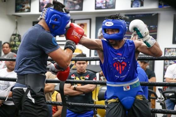 """Quyền Anh: Pacquiao dốc toàn lực cho """"trận đấu của cuộc đời"""" với Thurman ảnh 1"""