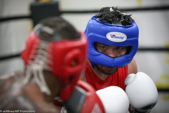 """Quyền Anh: Pacquiao dốc toàn lực cho """"trận đấu của cuộc đời"""" với Thurman ảnh 8"""