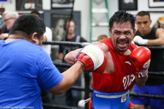 """Quyền Anh: Pacquiao dốc toàn lực cho """"trận đấu của cuộc đời"""" với Thurman ảnh 12"""