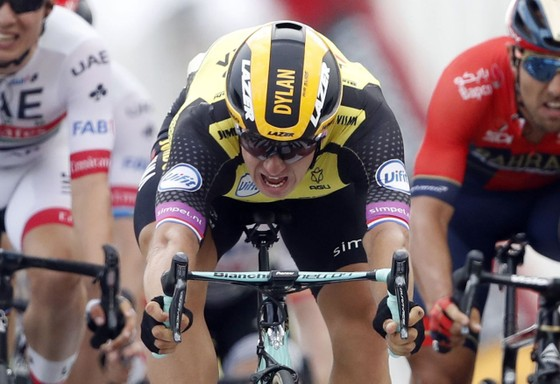 Tour de France: Chiến thắng giải tỏa của Groenwegen ảnh 3