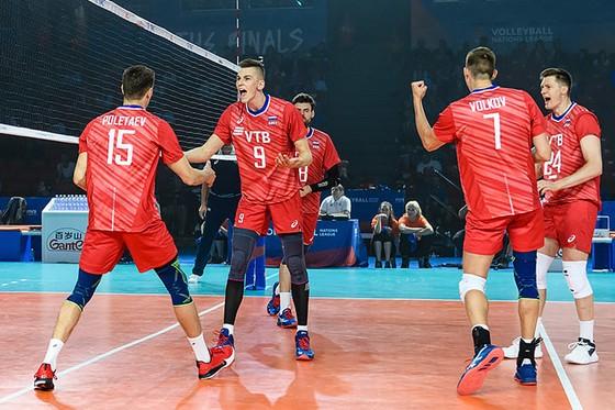 FIVB Volleyball Men's Nations League: Đả bại chủ nhà Mỹ 3-1, Nga vô địch lần thứ 2 liên tiếp ảnh 3