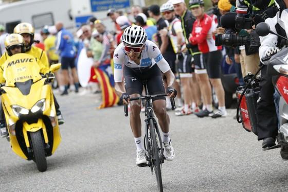 Tour de France: Người Colombia tấn công! ảnh 4