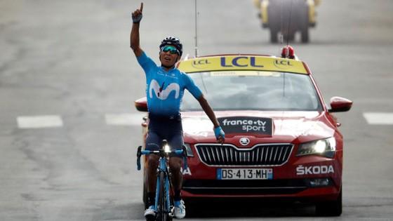 Quintana giành chiến thắng ở chặng đua thứ 18