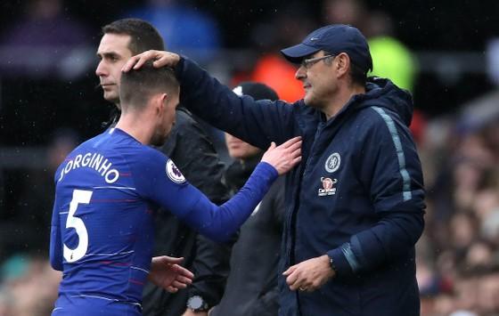 Jorginho và quá trình học hỏi từ Lampard ảnh 2