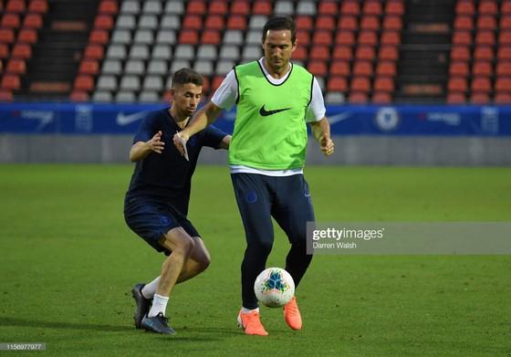 Jorginho và quá trình học hỏi từ Lampard ảnh 3