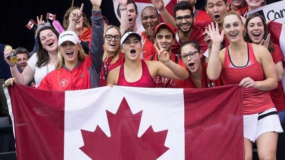 Rogers Cup: Nội chiến Canada - Công chúa lọ lem đấu với Nữ hoàng Instagram ảnh 11