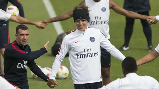 Tin đồn David Luiz đòi rời Chelsea đến Arsenal: Trung vệ Brazil từng ngợi khen Unai Emery hết lời ảnh 1