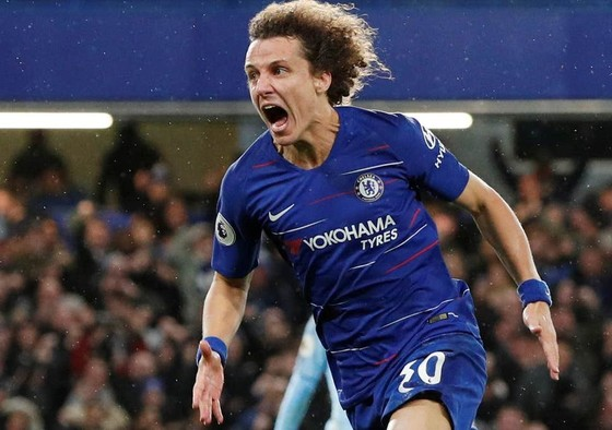 David Luiz muốn rời Chelsea sang Arsenal?