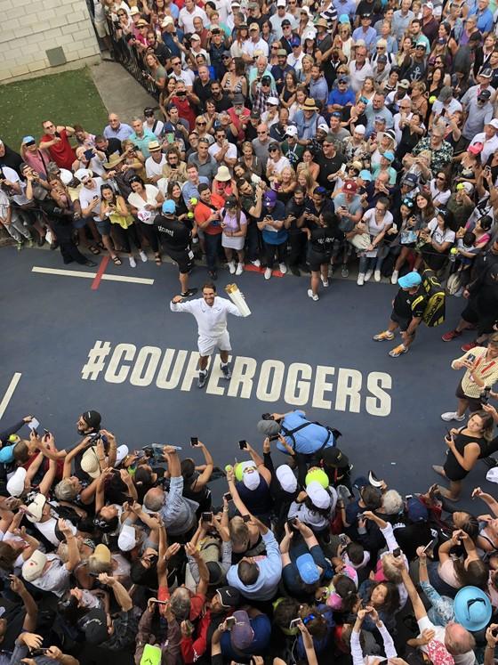 """Rogers Cup: Nadal """"giáo huấn"""" Medvedev, giành danh hiệu Masters 1.000 thứ 35 ảnh 5"""