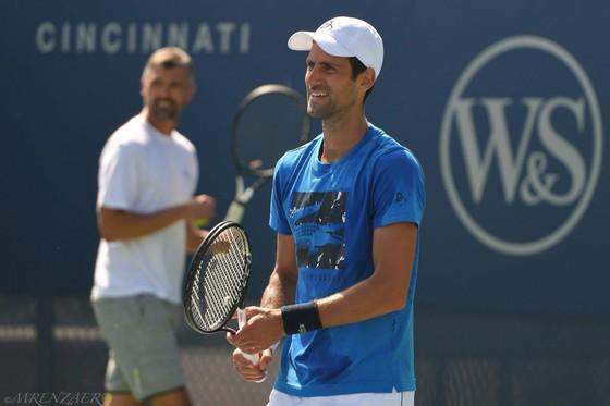Cincinnati Masters: Federer vẫn đau vì Wimbledon, Djokovic lại khơi dậy nỗi đau đó ảnh 4