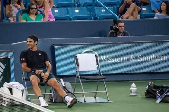 Cincinnati Masters: Federer vẫn đau vì Wimbledon, Djokovic lại khơi dậy nỗi đau đó ảnh 7