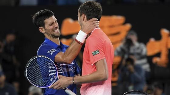 """US Open: """"Ngựa ô nước Nga"""" Daniil Medvedev ảnh 2"""