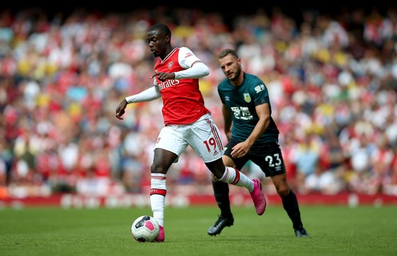 Nicolas Pepe - bản hợp đồng đắt giá nhất của Arsenal