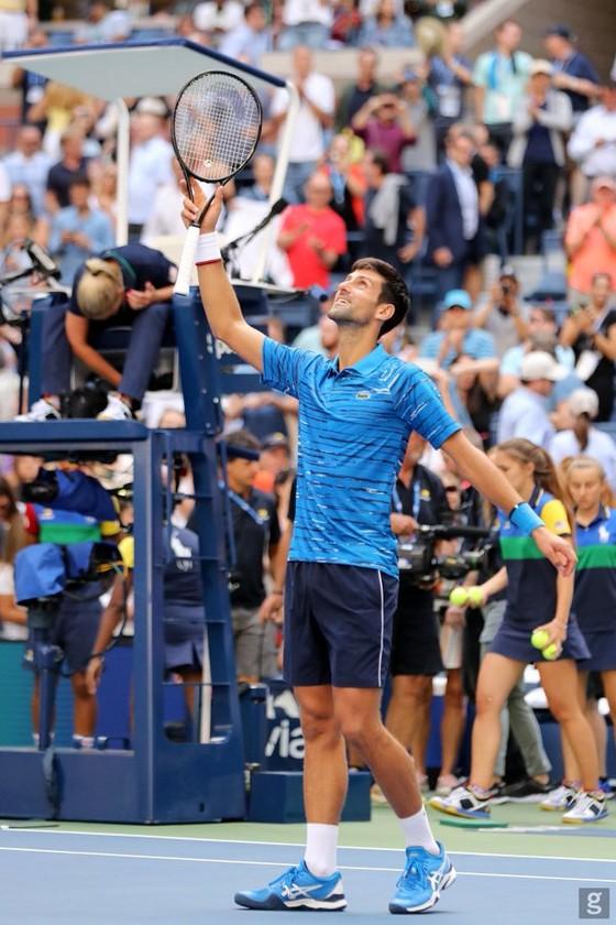 US Open: Sharapova thua sấp mặt Serena, Federer thắng chật vật ảnh 4