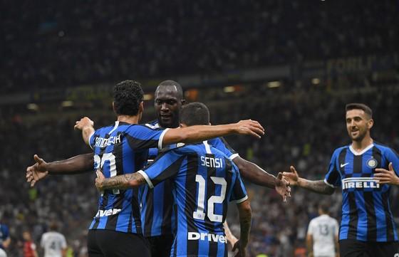 Conte và Lukaku giúp clip trận Inter-Lecce lọt vào tốp 10 video hot nhất của Serie A ảnh 1