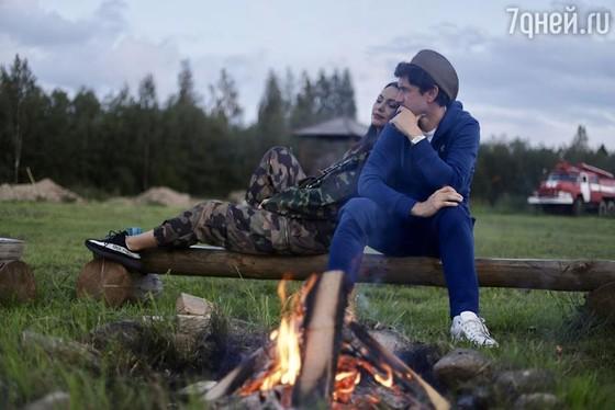Vợ chồng Zhirkov