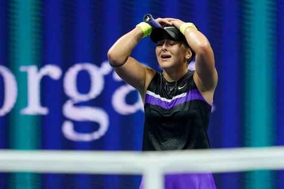 """US Open: """"Công chúa lọ lem"""" Andreescu đối đầu """"Cựu Nữ hoàng"""" Serena ở chung kết ảnh 7"""