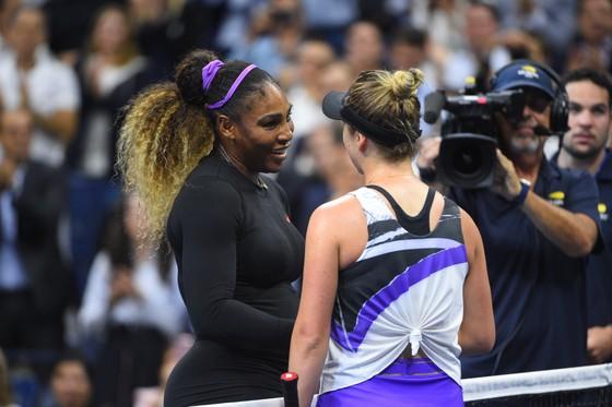 """US Open: """"Công chúa lọ lem"""" Andreescu đối đầu """"Cựu Nữ hoàng"""" Serena ở chung kết ảnh 2"""