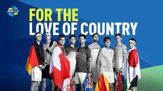 Federer, Nadal và Djokovic sẽ tham dự ATP Cup trị giá 22 triệu USD ở Australia ảnh 4