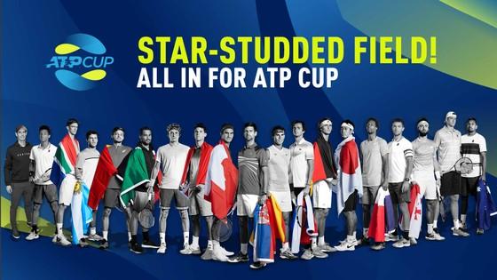 Federer, Nadal và Djokovic sẽ tham dự ATP Cup trị giá 22 triệu USD ở Australia ảnh 5