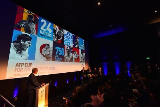 Federer, Nadal và Djokovic sẽ tham dự ATP Cup trị giá 22 triệu USD ở Australia ảnh 2