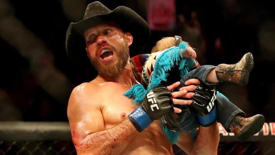 """UFC: Hạ gục """"Cao bồi"""" Cerrone, Gaethje gọi McGregor là """"gã giải nghệ"""", đòi đấu Khabib hoặc Ferguson ảnh 1"""