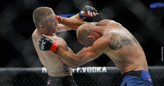 """UFC: Hạ gục """"Cao bồi"""" Cerrone, Gaethje gọi McGregor là """"gã giải nghệ"""", đòi đấu Khabib hoặc Ferguson ảnh 3"""
