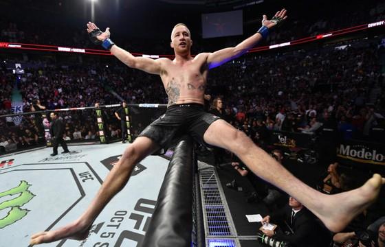 """UFC: Hạ gục """"Cao bồi"""" Cerrone, Gaethje gọi McGregor là """"gã giải nghệ"""", đòi đấu Khabib hoặc Ferguson ảnh 7"""