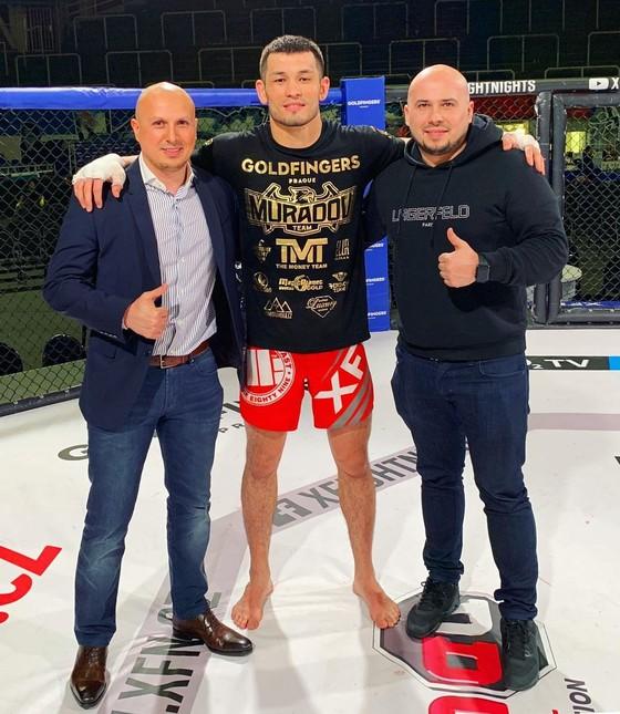 """MMA: Võ sĩ 8 múi từng được """"Money"""" Maywether khen giỏi nhất thế giới ký hợp đồng với UFC ảnh 7"""