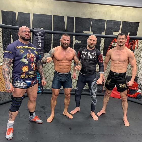 """MMA: Võ sĩ 8 múi từng được """"Money"""" Maywether khen giỏi nhất thế giới ký hợp đồng với UFC ảnh 5"""