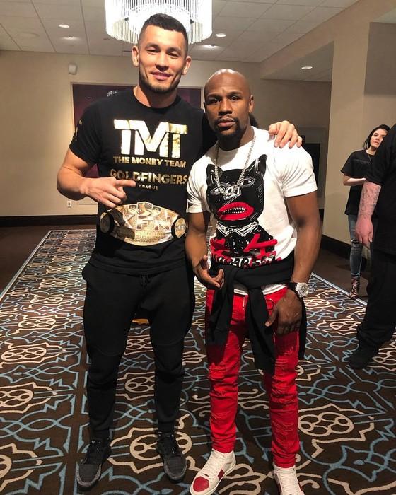 """MMA: Võ sĩ 8 múi từng được """"Money"""" Maywether khen giỏi nhất thế giới ký hợp đồng với UFC ảnh 10"""