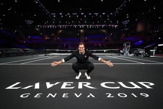 Laver Cup: Federer và Nadal sẵn sàng sát cánh vì đội tuyển châu Âu ảnh 1