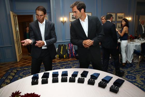 Laver Cup: Federer và Nadal sẵn sàng sát cánh vì đội tuyển châu Âu ảnh 2