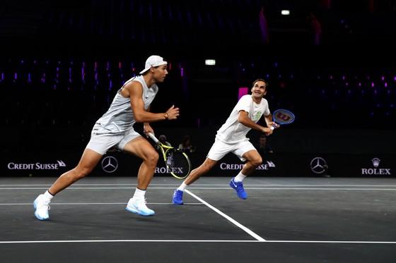 Laver Cup: Federer và Nadal sẵn sàng sát cánh vì đội tuyển châu Âu ảnh 4