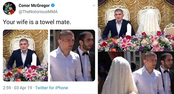 Cô vợ bí ẩn của Khabib Nurmagomedov: Mối tình đầu, từng ngồi chung bàn học và đám cưới 3 ngàn khách ảnh 5