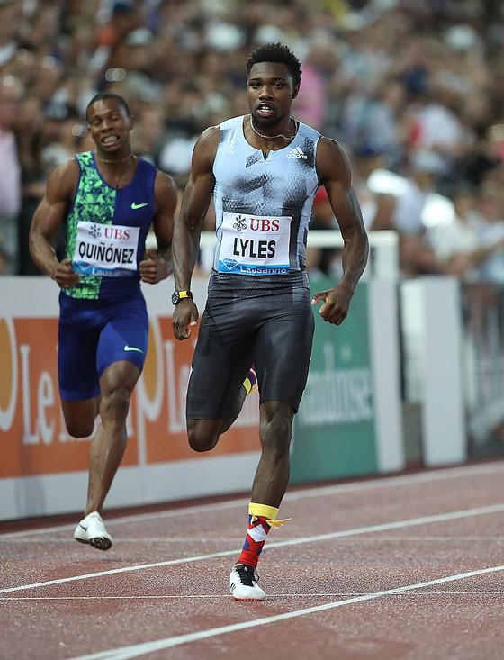 Giải điền kinh VĐTG Doha 2019: 2 ngôi sao sẽ tỏa sáng - có Noah Lyles không muốn làm Usain Bolt mới ảnh 1