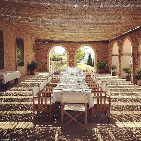 Nadal làm đám cưới ở khu bất động sản đắt giá nhất Tây Ban Nha, Federer sẽ không tham gia ảnh 5