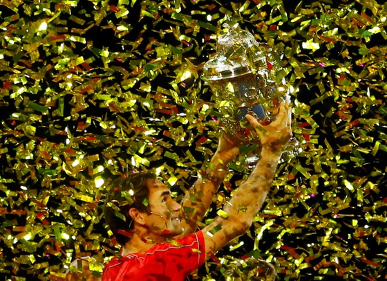 """""""Roger That!"""" - Federer giành danh hiệu thứ 10 ở Basel ảnh 1"""