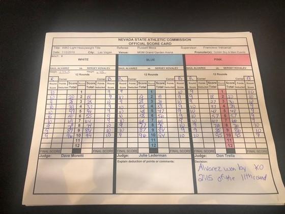 Canelo Alvaez phi thăng hạng dưới nặng: Hạ knock-out Kovalev ở hiệp 11, giành đai WBO ảnh 2