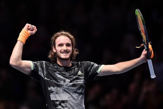 """ATP Finals: Thiem đấu Tsitsipas ở chung kết – """"Đại chiến Next Gen"""" ảnh 1"""