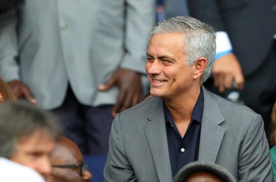 Mourinho đã trở thành tân HLV trưởng của Tottenham