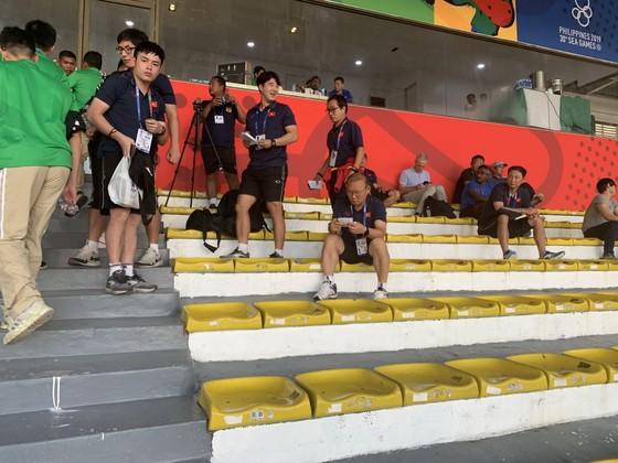 Thầy Park đích thân theo dõi U22 Thái Lan, mang lại may mắn cho Indonesia ảnh 1
