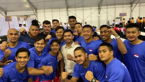 Siêu quyền thủ Manny Pacquiao: Giữ vai trò tối quan trọng với SEA Games ảnh 2