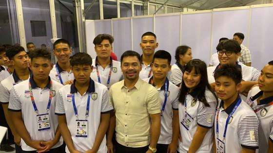 Siêu quyền thủ Manny Pacquiao: Giữ vai trò tối quan trọng với SEA Games ảnh 3