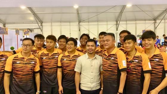 Siêu quyền thủ Manny Pacquiao: Giữ vai trò tối quan trọng với SEA Games ảnh 4