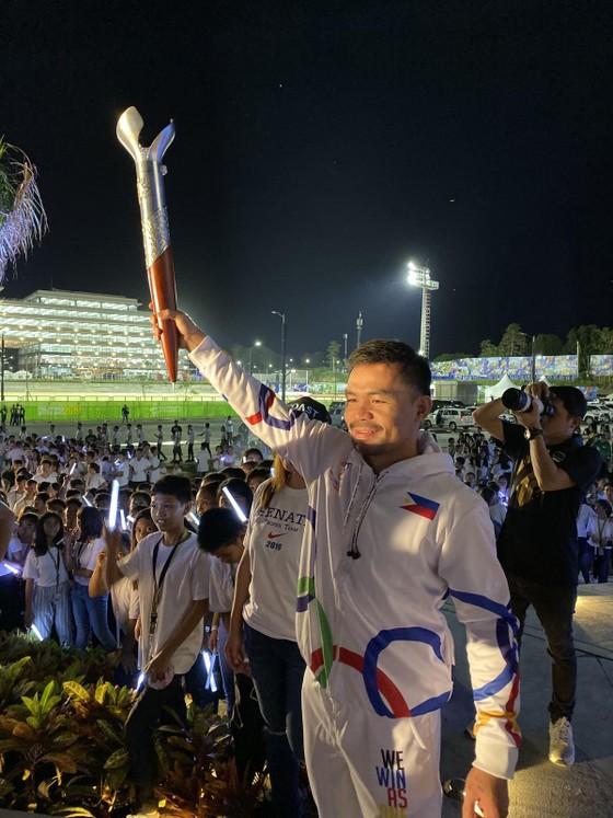Siêu quyền thủ Manny Pacquiao: Giữ vai trò tối quan trọng với SEA Games ảnh 1
