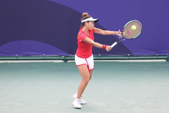 Savanna chắc chắn làm nên lịch sử cho quần vợt nữ Việt Nam