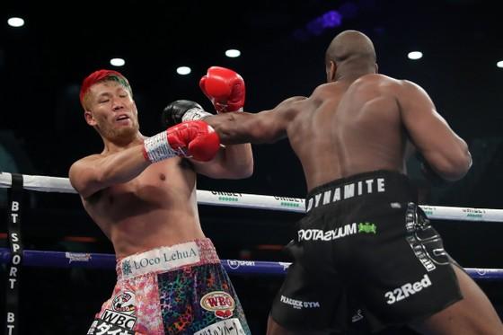 """Quyền Anh: Thắng KO trận thứ 13, Triple D chạm thêm một tay vào """"đỉnh thế giới"""" ảnh 1"""