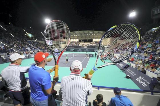 5 lần vô địch giải Mubadala World Tennis Championship, Nadal kiếm được 1,25 triệu USD ảnh 2